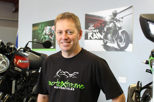 Kevin Dougherty – MotoXtreme Owner, Sales & Qualified Motorcycle Mechanic