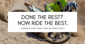 Danseys Pass Trail Ride 2021