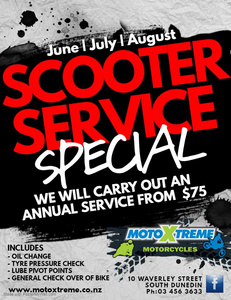 Annual Service from $75