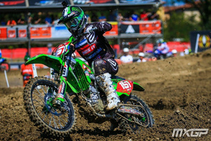 NZ's Courtney Duncan poised to lift debut World WMX title this weekend