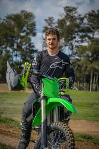 Tyler Steiner joins the ENI Kawasaki Race Team