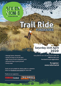 Trail Ride Fundraiser